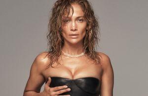 Jennifer Lopez : Icône de l'année, canon en robe en cuir