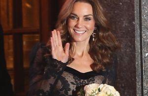 Kate Middleton divine avec William au gala Royal Variety, leurs enfants frustrés