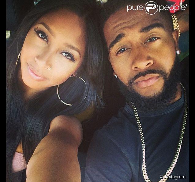 Le chanteur Omarion et sa compagne Apryls Jones sont les heureux parents d'un petit Megaa Omari Grandberry, né le 7 août 2014.
