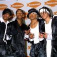 Le groupe B2K aux Kids Choice Awards à Santa Monica, le 22 avril 2002.