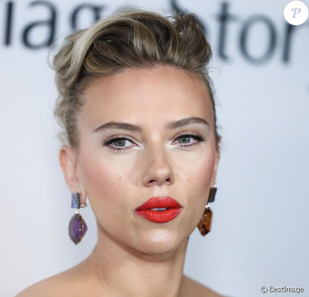 """Scarlett Johansson - Avant-première du film """"Marriage Story"""" dont la sortie est prévue en exclusivité sur Netflix au DGA Theater à Los Angeles, le 5 novembre 2019."""