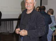 Yann Arthus-Bertrand ravi face à Stéphane Rotenberg pour la fondation GoodPlanet