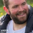 """Christopher - """"L'amour est dans le pré 2018"""", sur M6. Le 22 octobre 2018."""