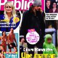 Couverture du magazine Public, en kiosques vendredi 29 novembre 2019