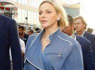 Charlene de Monaco : Son nouveau collier clin d'oeil à Jacques et Gabriella