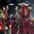 Virgil Van Dijk - Liverpool remporte sa sixième Ligue des champions face à Tottenham, à Madrid, Espagne, le 1er juin 2019. Liverpool a gagné 2-0. © Image Sport/Panoramic/Bestimage