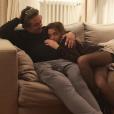 """Clara Bermudes de """"Secret Story 7"""" et son papa - Instagram, 28 janvier 2019"""