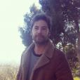"""Tony Mazari des """"Mystères de l'amour"""" - Instagram, 30 décembre 2018"""