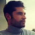 """Tony Mazari, acteur des """"Mystères de l'amour"""" - Instagram, 6 novembre 2018"""