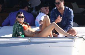 Kendall Jenner : Bombesque en bikini, le prix (mini) de son maillot de bain