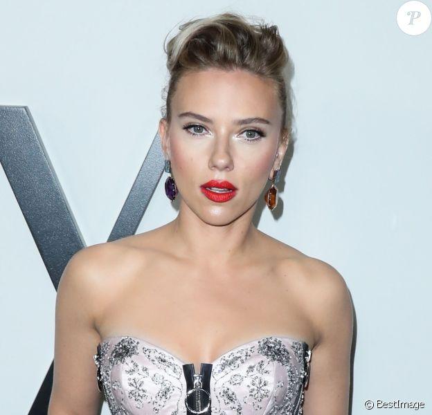 """Scarlett Johansson - Avant-première du film """"Marriage Story"""" au DGA Theater à Los Angeles, le 5 novembre 2019."""