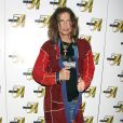 Steven Tyler arrive à l'after party du concert d'Aerosmith au MGM Grand de las vegas, le 26 juillet 2009