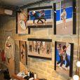 """Soirée de lancement de la nouvelle collection de vêtements """"Mr Lenoir"""" de Djibril Cissé à la boutique Cirocco à Paris le 12 décembre 2019. © Philippe Baldini/Bestimage"""