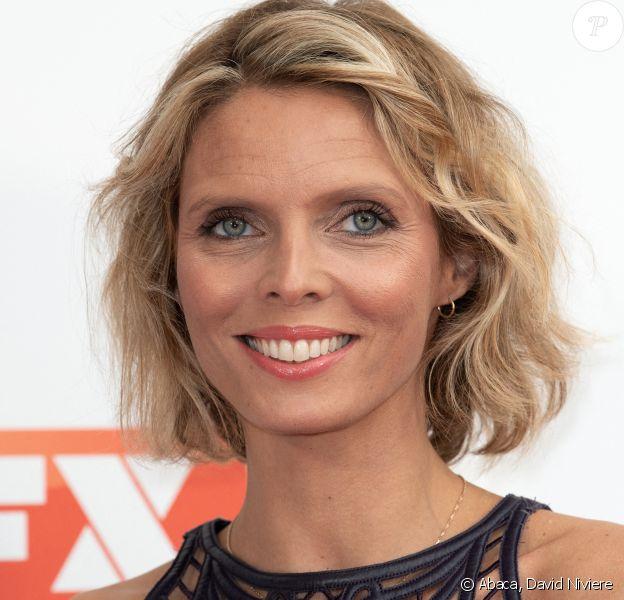 Sylvie Tellier - Soirée de rentrée 2019 de TF1 au Palais de Tokyo à Paris. Le 9 septembre 2019.@David Niviere/ABACAPRESS.COM