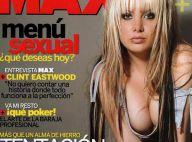 La sexy María Fernanda Malo... une jolie blonde qui n'a pas froid aux yeux !