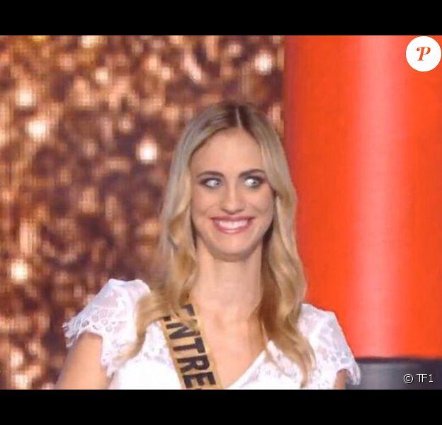 Miss Centre - Val de Loire, Jade Simon-Abadie, le 14 décembre 2019 sur TF1.