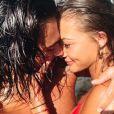 """Alix des """"Marseillais"""" et Benjamin en couple - Instagram, 4 février 2019"""