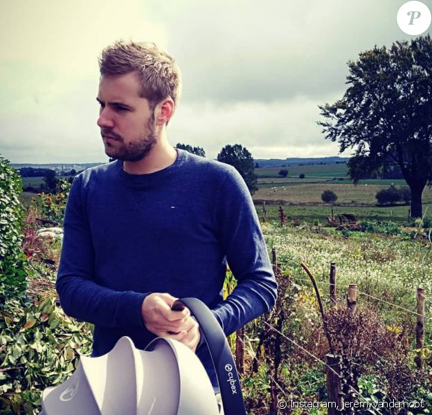 Jérémy Vandernoot, ancien candidat de Top Chef, avec sa fille sur Instagram - 23 septembre 2019