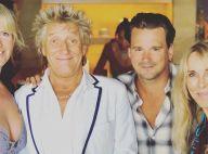 Rod Stewart et son fils interpellés pour agression le soir du Nouvel an