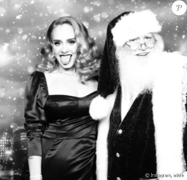 Adele sur Instagram, le 23 décembre 2019.