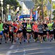 21ème édition de la Prom Classic, 10 kilomètres de course à pied, sur la Promenade des Anglais à Nice, France, le 5 janvier 2020. © Bruno Bébert/Bestimage