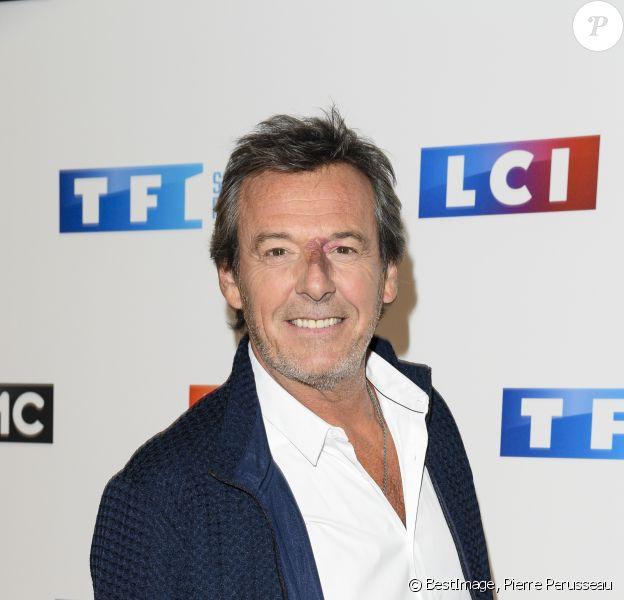 Jean-Luc Reichmann - Soirée de rentrée 2019 de TF1 au Palais de Tokyo à Paris, le 9 septembre 2019. © Pierre Perusseau/Bestimage