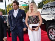 Margot Robbie : Rare photo avec son mari Tom Ackerley sur le tapis rouge