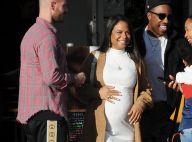 Christina Milian enceinte : sortie avec M. Pokora et sa fille, bébé approche