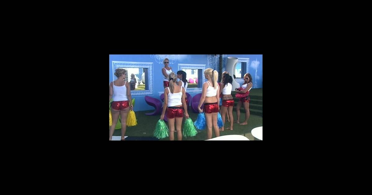 Les filles de la maison jouent les pom pom girls for Articles de la maison