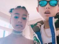 North West : La fille de Kim Kardashian, adorable avec son copain Caiden