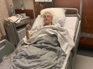 """Loïc Nottet sur son lit d'hôpital : """"Je suis sur la voie de la guérison"""""""