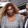 Serena Williams arrive à la soirée annuelle Ad Week à New York, le 24 septembre 2019.