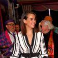 Pauline Ducruet durant la soirée d'ouverture du 44eme Festival International du Cirque de Monte-Carlo à Monaco le 16 janvier 2020. Le Festival se déroule sous le chapiteau de Fontvieille du 16 au 26 janvier 2020. © Bruno Bebert/Bestimage