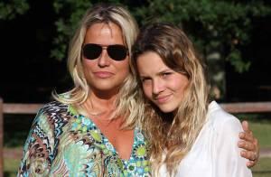 Sophie Favier : sa fille Carla Marie est une magnifique jeune fille !