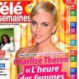 """Couverture du nouveau numéro du magazine """"Télé 2 semaines"""""""