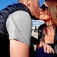 """Gaëtan de """"Mariés au premier regard 3"""" et Tanya amoureux à la plage, le 30 mai 2019"""