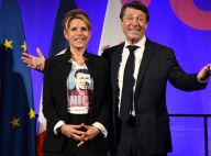 Laura Tenoudji: Son drôle de tee-shirt à l'effigie de son mari Christian Estrosi