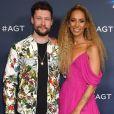 Calum Scott et Leona Lewis lors de la finale de la saison 14 d'America's Got Talent au Dolby Theatre le 18 septembre 2019 à Hollywood, Los Angeles. Photo : Tammie Arroyo/AFF/ABACAPRESS.COM