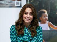 Kate Middleton en look 70's : début d'une mini tournée dédiée aux enfants