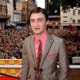 Daniel Radcliffe, lors de la promotion de  Harry Potter et le Prince de Sang-Mêlé  !