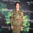 Hilary Rhoda à la 5ème soirée caritative annuelle Event To Benefit amfAR au Gitano Jungle Room à New York, le 10 décembre 2019