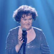 Susan Boyle, métamorphosée en star de Hollywood... Regardez les coulisses de son relooking !