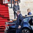 Le prince Albert II de Monaco et sa femme la princesse Charlene ont assisté à la traditionnelle messe durant la célébration de la Sainte Dévote, Sainte patronne de Monaco, à Monaco le 27 janvier 2020. © Bruno Bebert/Bestimage