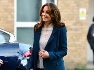 Kate Middleton : Jean et brushing pour un petit déjeuner décontracté