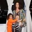 Nicole, la compagne de DJ Khaled, enceinte sur Instagram.
