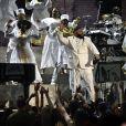 DJ Khaled assiste aux 62e Grammy Awards au Staples Center. Los Angeles, le 26 janvier 2020.