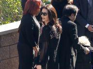 Obsèques de Kirk Douglas : L'adieu de ses proches, Catherine Zeta-Jones émue...