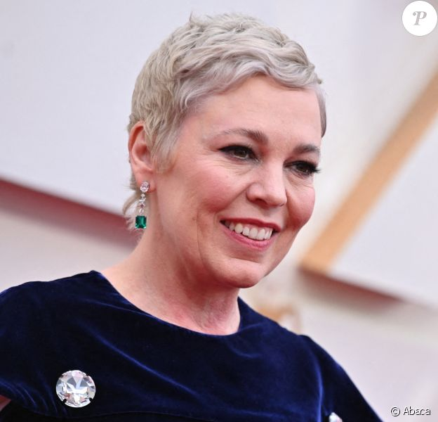 Olivia Colman - 92e cérémonie des Oscars au Dolby Theatre de Los Angeles. Le 9 février 2020. @Lionel Hahn/ABACAPRESS.COM