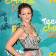 Leighton Meester aux Teen Choice Awards