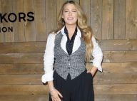 Blake Lively : Maman en solo à la Fashion Week de New York
